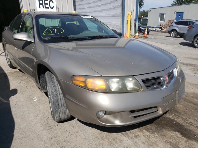 Pontiac Bonneville salvage cars for sale: 2003 Pontiac Bonneville