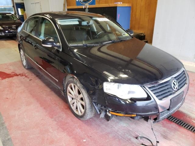 Salvage cars for sale from Copart Angola, NY: 2010 Volkswagen Passat KOM