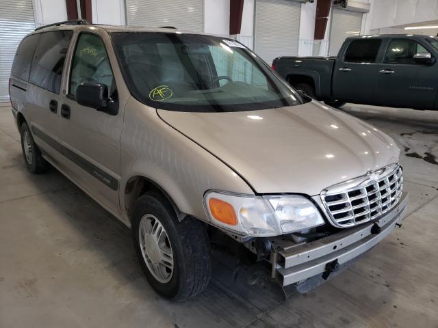 Chevrolet Venture salvage cars for sale: 2000 Chevrolet Venture