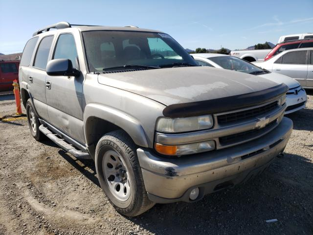 Salvage cars for sale from Copart San Martin, CA: 2001 Chevrolet Tahoe K150