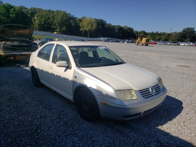 Salvage cars for sale from Copart Gastonia, NC: 2001 Volkswagen Jetta GL