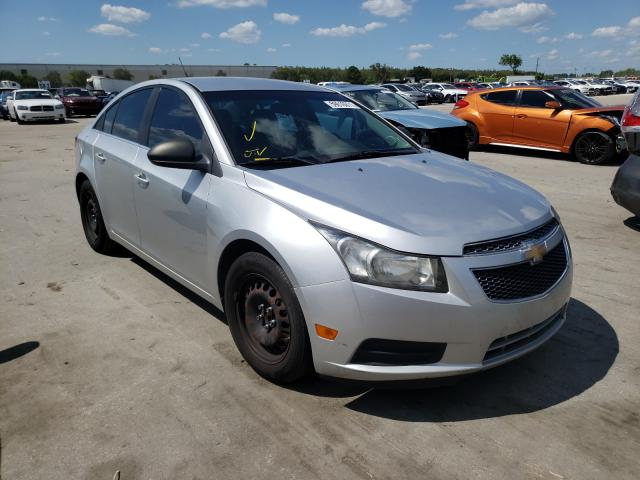 Salvage cars for sale from Copart Orlando, FL: 2011 Chevrolet Cruze LS