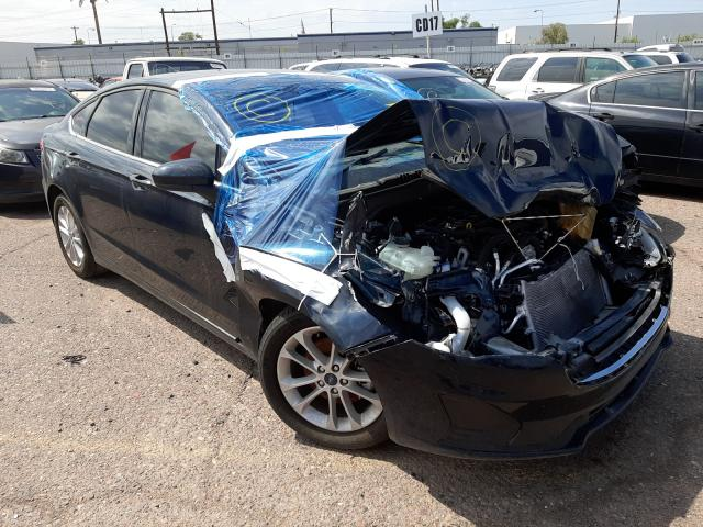 Salvage cars for sale from Copart Phoenix, AZ: 2020 Ford Fusion SE