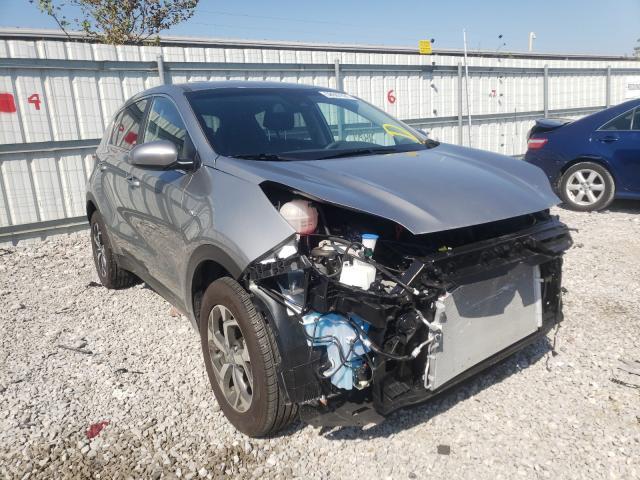 KIA salvage cars for sale: 2022 KIA Sportage L