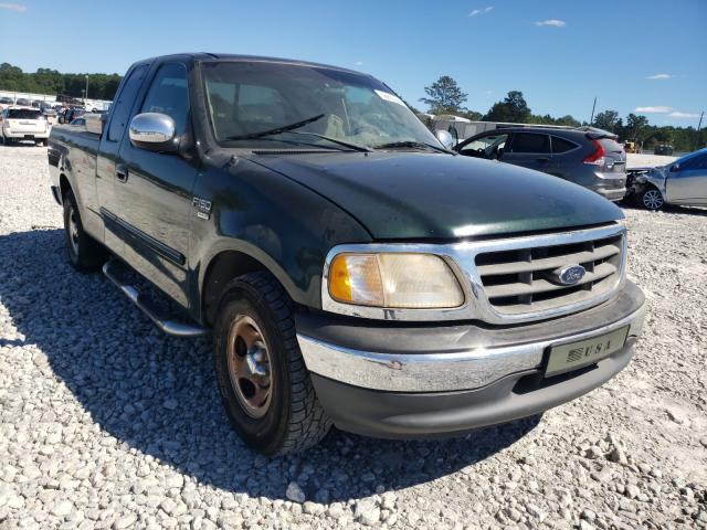 Ford F150 salvage cars for sale: 2001 Ford F150