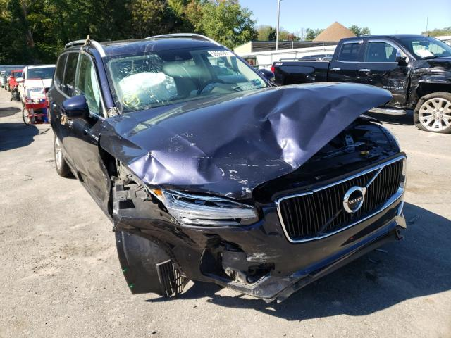 Salvage cars for sale from Copart Glassboro, NJ: 2016 Volvo XC90 T6