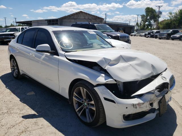 Salvage cars for sale from Copart Corpus Christi, TX: 2013 BMW 328 I Sulev