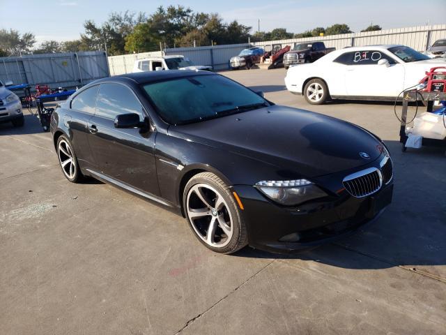 Vehiculos salvage en venta de Copart Wilmer, TX: 2008 BMW 650 I