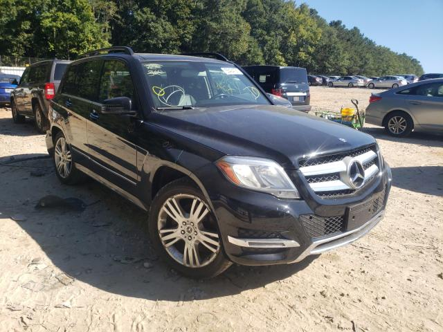 Salvage cars for sale from Copart Austell, GA: 2015 Mercedes-Benz GLK 350 4M