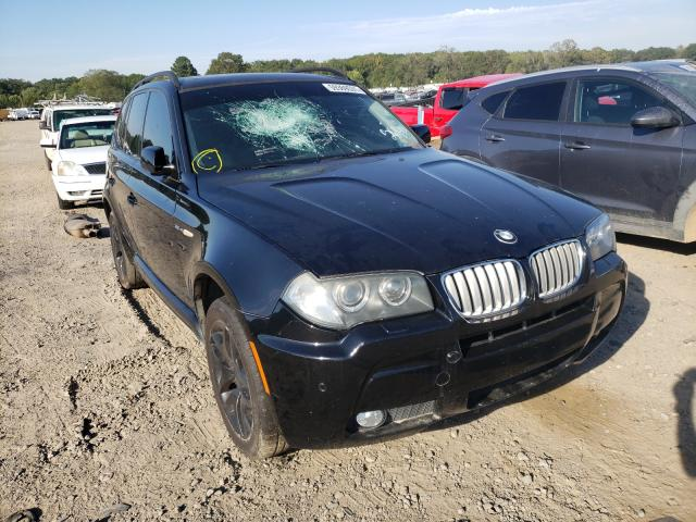 Salvage cars for sale at Conway, AR auction: 2007 BMW X3 3.0SI