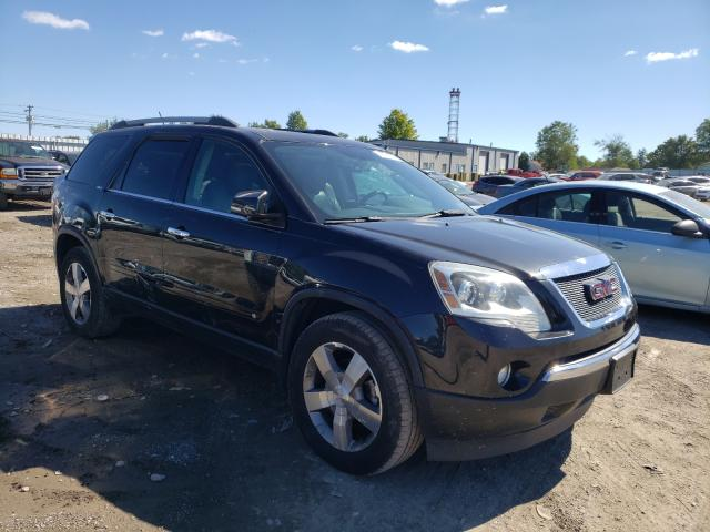 Salvage cars for sale at Finksburg, MD auction: 2010 GMC Acadia SLT