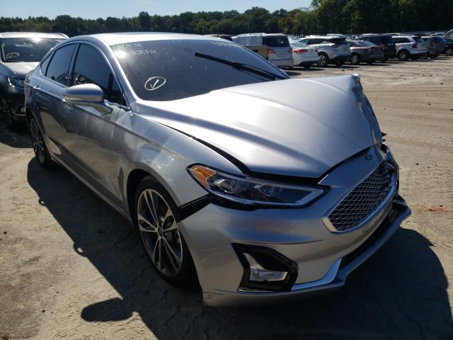2020 Ford Fusion Titanium for sale in Glassboro, NJ