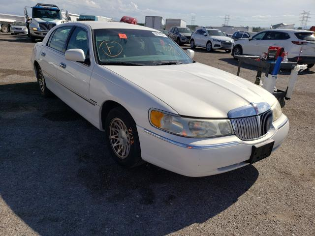Lincoln salvage cars for sale: 1998 Lincoln Town Car S