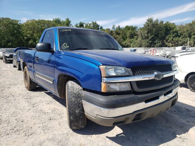 2004 Chevrolet Silverado en venta en Oklahoma City, OK