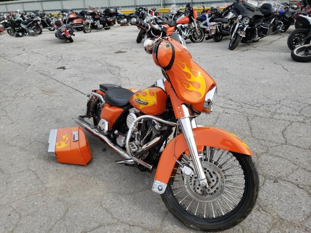Salvage cars for sale from Copart Rogersville, MO: 1996 Harley-Davidson Flht