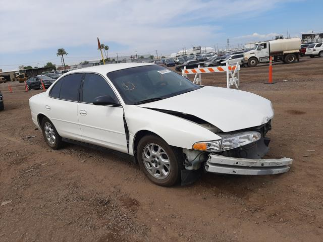 Salvage cars for sale from Copart Phoenix, AZ: 2001 Oldsmobile Intrigue G