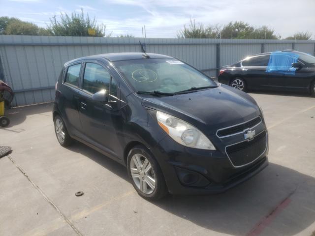 Vehiculos salvage en venta de Copart Wilmer, TX: 2014 Chevrolet Spark 1LT