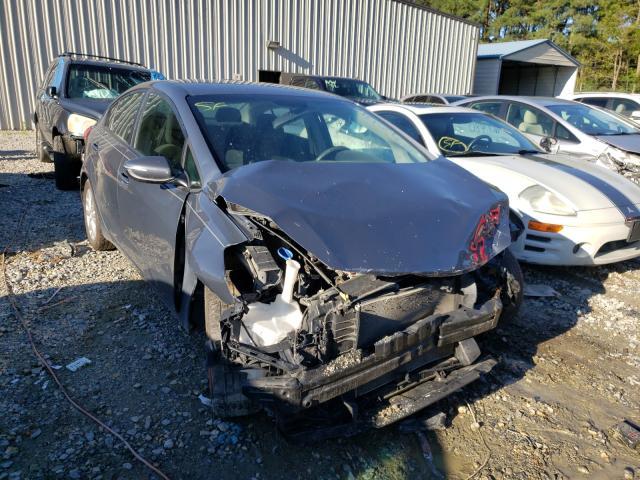 KIA salvage cars for sale: 2016 KIA Forte LX