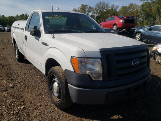 Salvage cars for sale from Copart New Britain, CT: 2010 Ford F150