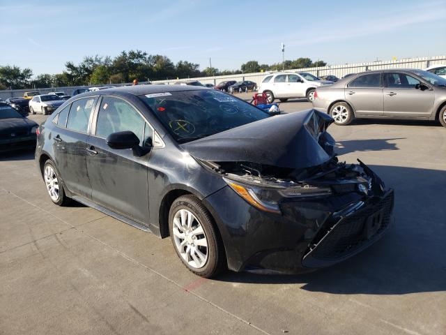 Vehiculos salvage en venta de Copart Wilmer, TX: 2020 Toyota Corolla LE