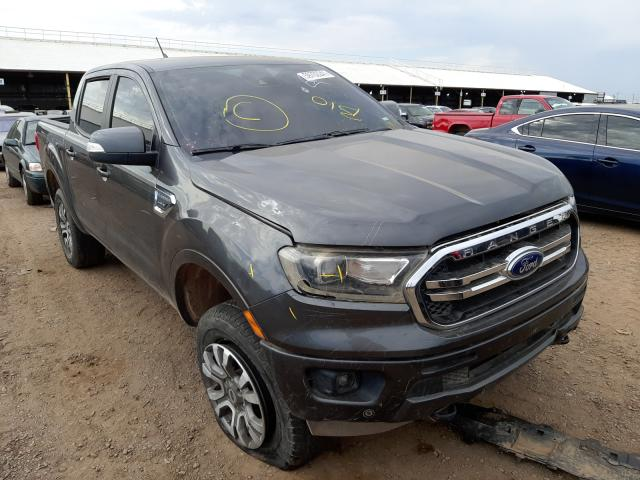 Salvage cars for sale from Copart Phoenix, AZ: 2020 Ford Ranger XL