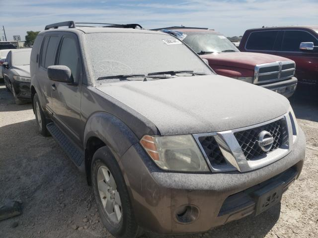 Salvage cars for sale from Copart Haslet, TX: 2008 Nissan Pathfinder