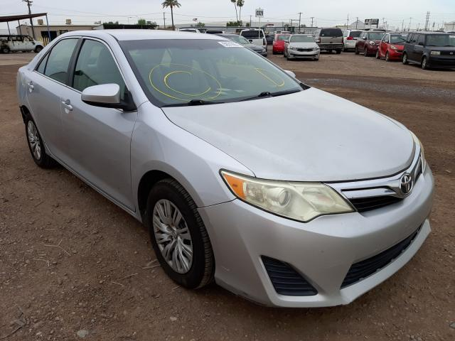 Salvage cars for sale from Copart Phoenix, AZ: 2012 Toyota Camry Base