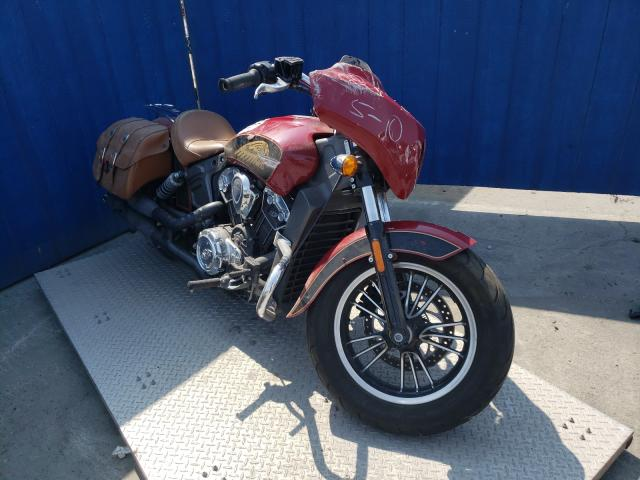Indian Motorcycle Co. salvage cars for sale: 2019 Indian Motorcycle Co. Scout ABS