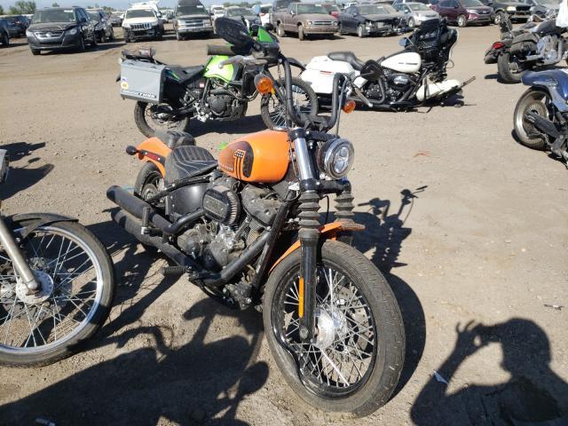 Harley-Davidson Fxbbs salvage cars for sale: 2021 Harley-Davidson Fxbbs