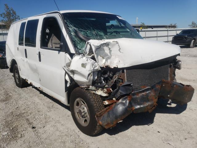 Salvage cars for sale from Copart Walton, KY: 2003 GMC Savana G15