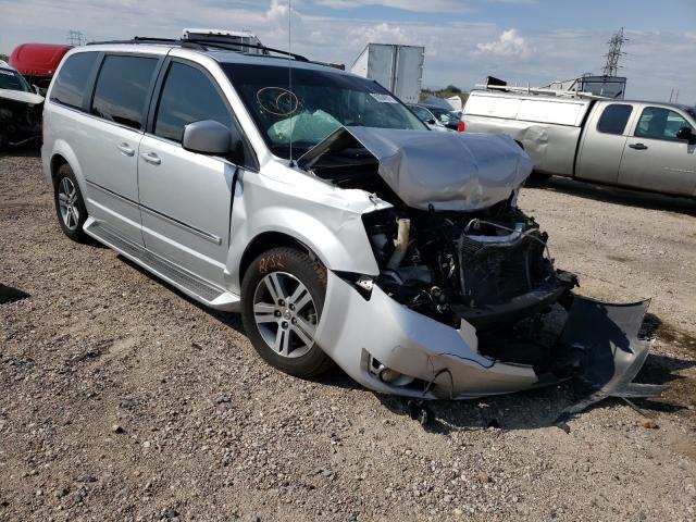 Salvage cars for sale at Tucson, AZ auction: 2009 Dodge Grand Caravan