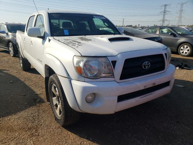 Toyota salvage cars for sale: 2008 Toyota Tacoma DOU