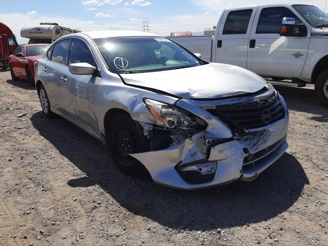 Salvage cars for sale at Tucson, AZ auction: 2015 Nissan Altima 2.5