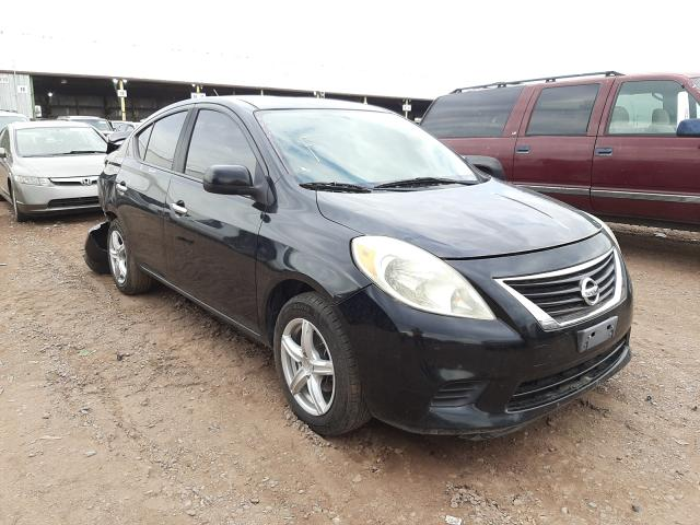 Salvage cars for sale from Copart Phoenix, AZ: 2014 Nissan Versa S