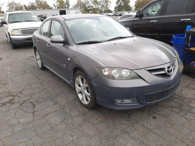 Mazda salvage cars for sale: 2009 Mazda 3 S