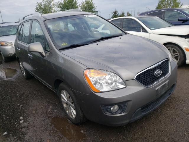 KIA salvage cars for sale: 2011 KIA Rondo