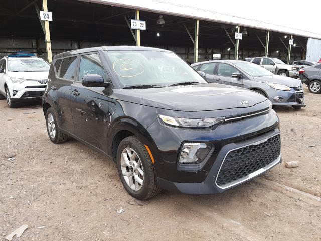 Salvage cars for sale from Copart Phoenix, AZ: 2021 KIA Soul LX