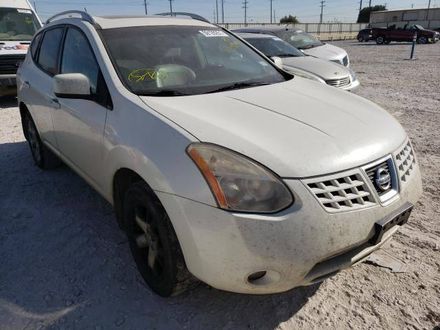 Salvage cars for sale from Copart Haslet, TX: 2008 Nissan Rogue S