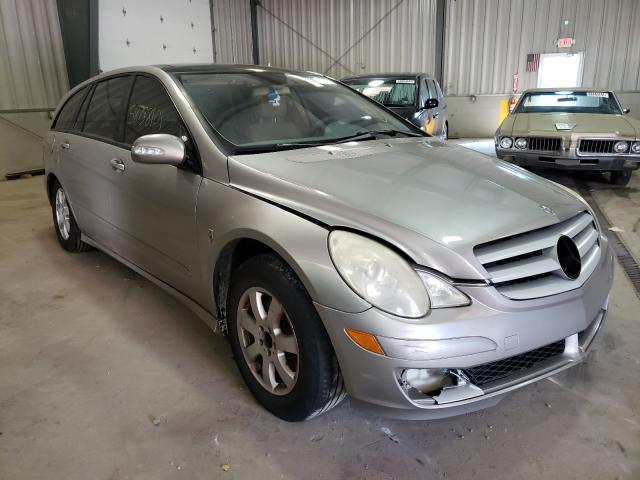 Salvage cars for sale from Copart West Mifflin, PA: 2006 Mercedes-Benz R 350
