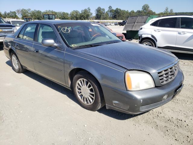 Cadillac Vehiculos salvage en venta: 2003 Cadillac Deville DH
