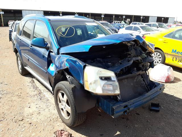 Salvage cars for sale from Copart Phoenix, AZ: 2007 Chevrolet Equinox LT