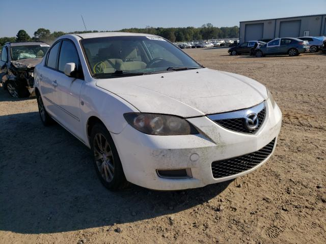Salvage cars for sale at Conway, AR auction: 2008 Mazda 3 I