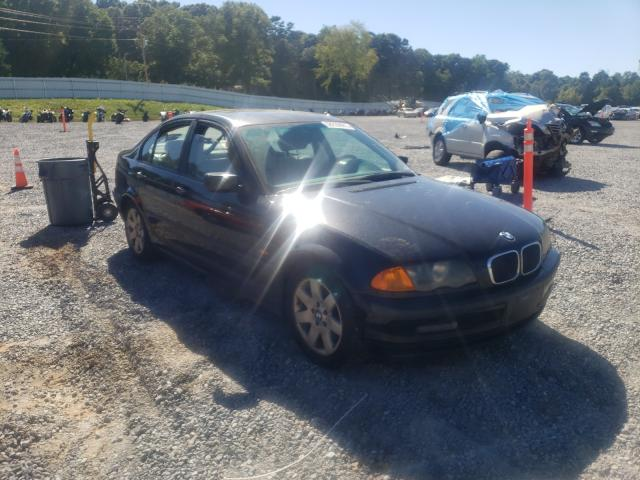Salvage cars for sale from Copart Gastonia, NC: 2001 BMW 325 I