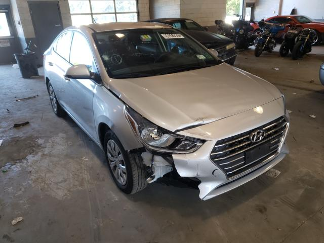 Salvage cars for sale from Copart Sandston, VA: 2019 Hyundai Accent SE