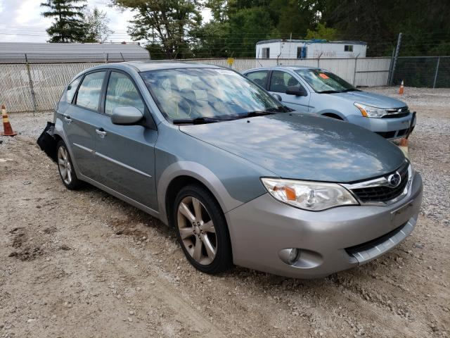 Salvage cars for sale from Copart Northfield, OH: 2009 Subaru Impreza OU
