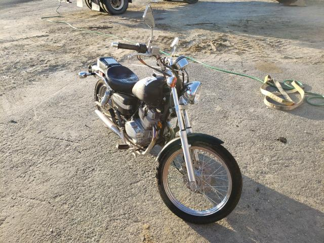 Salvage motorcycles for sale at Windsor, NJ auction: 2005 Honda CMX250 C
