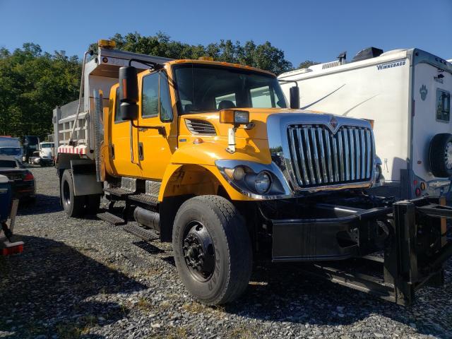 International 7000 7400 Vehiculos salvage en venta: 2010 International 7000 7400