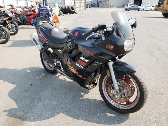 1991 SUZUKI GSX600