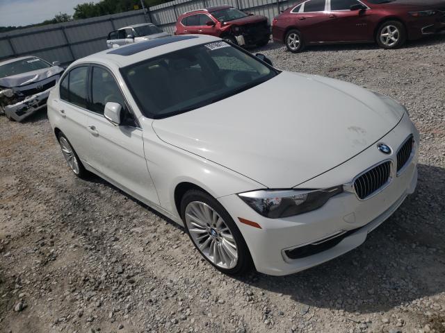 Salvage cars for sale at Prairie Grove, AR auction: 2013 BMW 328 I