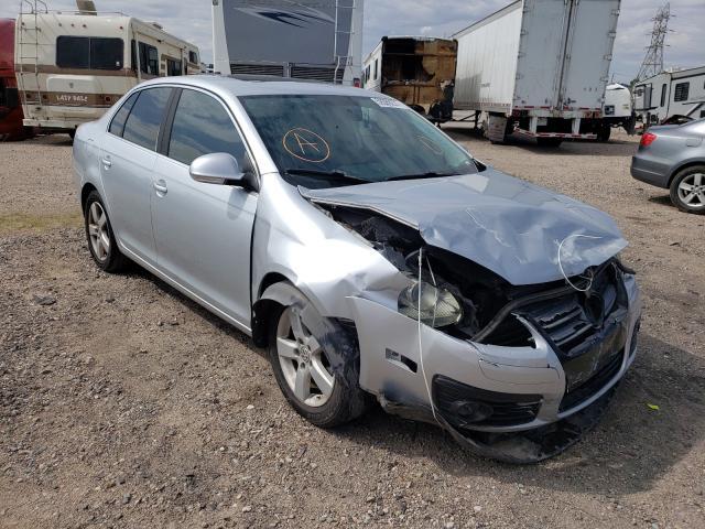 Salvage cars for sale at Tucson, AZ auction: 2008 Volkswagen Jetta SE
